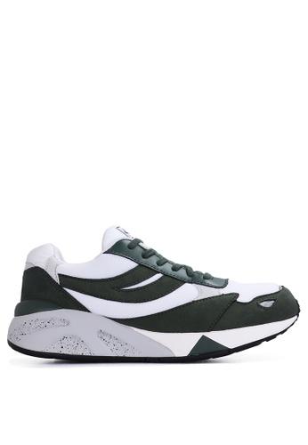 Superga green Superga 9230 9TS - Green 50E17SH8071542GS_1