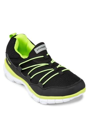 Exposheesprit手錶專櫃r-X 撞色繫帶運動鞋, 鞋, 運動鞋