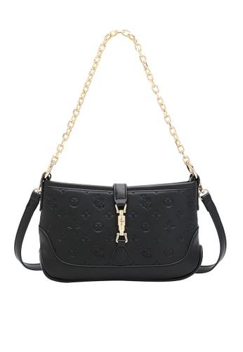 Swiss Polo black Casual Shoulder Bag 306D0AC657BF94GS_1