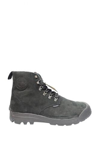 Palladium Boots black Pampatech Hi Leather WP Men's Boots 2D232SH201340AGS_1
