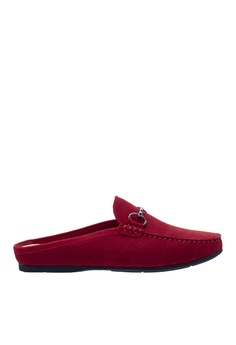 fd19db7900a Hush Puppies red Hush Puppies Women s Kimberly Mule Loafer - Red  3165CSH79E7159GS 1
