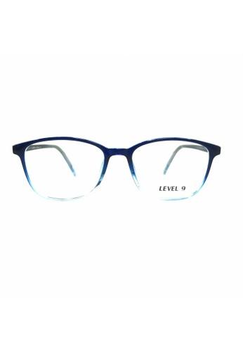 Ibrillen Optical black LEVEL 9 - TR9123 Women Stylish Glasses Black Blue 5E19BGL38C7F0FGS_1