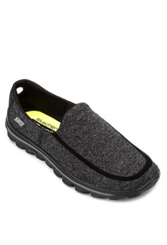 Go Walk 2 - Super Sock Slip On Sneakers