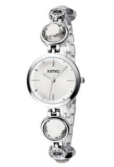 KIMIO Women's Bracelet Rhine Stone Fashion Watch K465