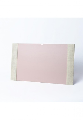 Grassroots pink Desk Blotter 27394HLB0648F5GS_1