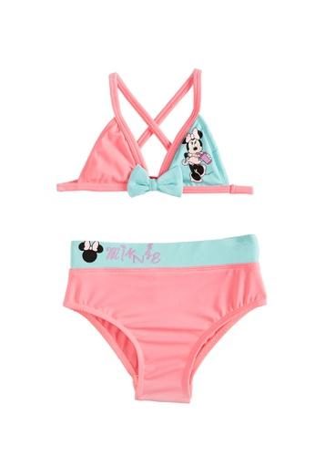 LC Waikiki multi Minnie Mouse Printed Bikini Set 2AD64KAA17EF2EGS_1