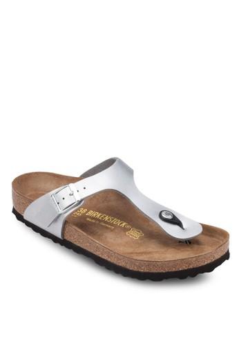 Gi京站 espritzeh 夾腳平底涼鞋, 女鞋, 涼鞋