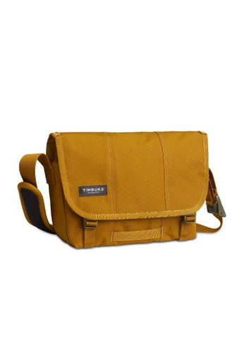 TimBuk2 yellow Flight Classic Messenger 1FB77AC409BA3CGS_1