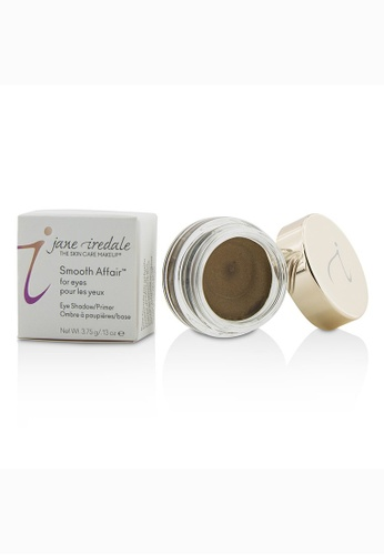 Jane Iredale JANE IREDALE - Smooth Affair For Eyes (Eye Shadow/Primer) - Iced Brown 3.75g/0.13oz B72A7BE72D58CFGS_1