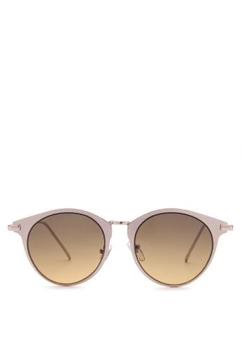 i2i inc. brown DJP 18 Sunglasses I2761GL0JUPXPH_1