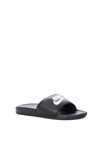 new styles 1dde8 af14e Shop Nike Men s Nike Benassi