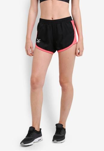 FBT black Running Shorts FB961AA77EYWMY_1