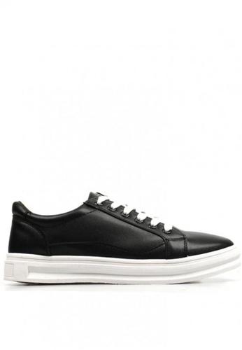 New York Sneakers black Damian H20 Men's Low Cut Shoes 78E39SH5A042D1GS_1