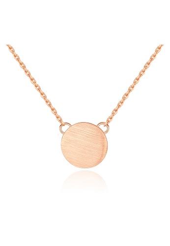 SUNRAIS silver Premium Silver S925 Silver Round Necklace 65125ACD384F0CGS_1