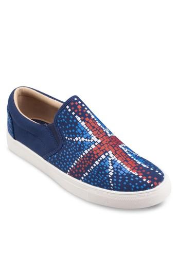 esprit outlet英國國旗印花懶人鞋, 韓系時尚, 梳妝