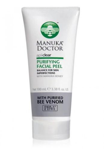Manuka Doctor ApiClear Purifying Face Peel MA135BE21OZISG_1