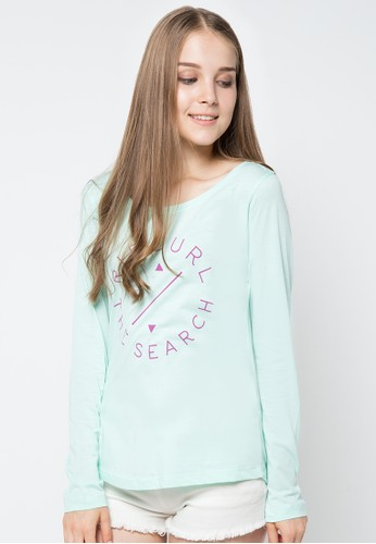Rip Curl North South LS Women Tee