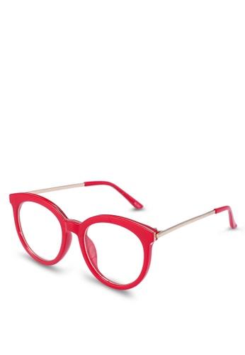 ALDO red Adwinna Sunglasses 1E9C4GL9FFD8E4GS_1