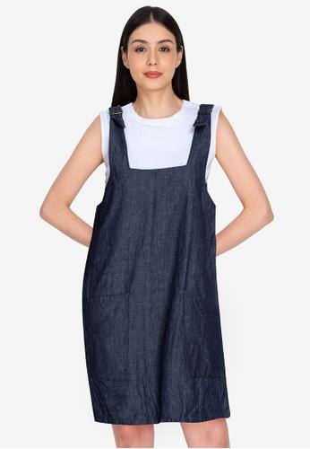 Chictees blue Juliana Jumper 508DEAA8434E7EGS_1