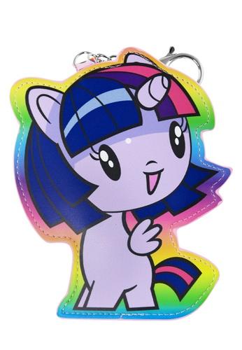 My Little Pony purple My Little Pony Cutie Mark 3D Shape Coin Purse (Twilight Sparkle) 5EB27KC8DABF81GS_1