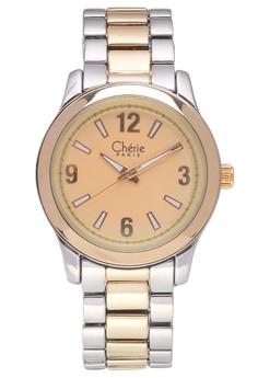 2-Tone Steel Watch