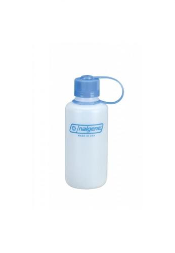 5ad70326ed25 Nalgene 16Oz Narrow Mouth Hdpe Bottle - White
