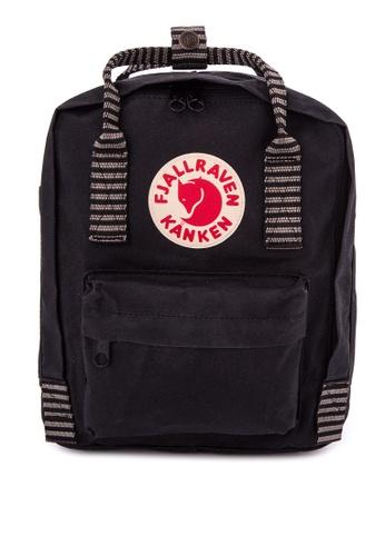 Fjallraven Kanken black Kånken Mini Backpack FJ509AC0J2TQPH_1