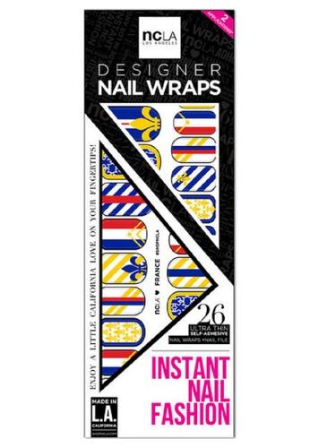NCLA NCLA Nail Wrap France NC633BE69EGSSG_1