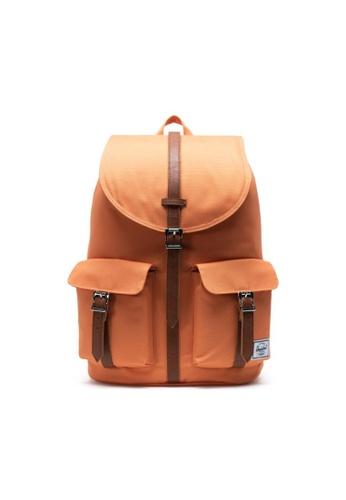 Herschel orange Herschel Unisex Dawson Backpack Papaya - 20.5L 84F0EACA533083GS_1