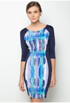 Diana Short Dress