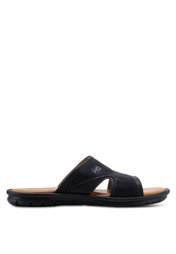 Louis Cuppers black Louis Cuppers Sandals 16B2FSH961C297GS_1