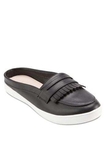 zalora 衣服評價休閒穆勒懶人鞋, 女鞋, 楔形涼鞋