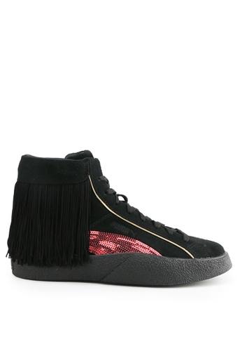 Puma Select 黑色 Zoe Charlotte Shoes 83756SH9E42DF0GS_1