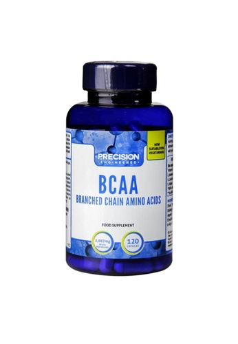 Holland & Barrett Precision Engineered Branched Chain Amino Acids 120 Capsules 2087mg 63841ESF6C1AA7GS_1