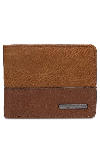 ALDO brown Aissa Wallet AL087AC0RLLTMY_1