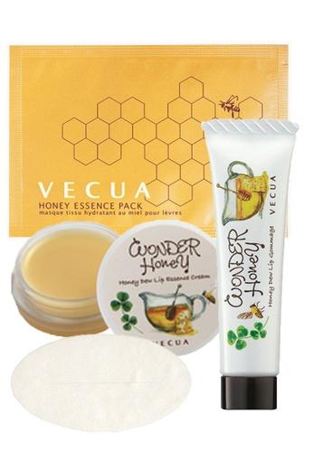 VECUA Honey Lip Treatment Set VE413BE37EQWSG_1