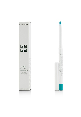 GIVENCHY GIVENCHY - Khol Couture Waterproof Retractable Eyeliner - # 03 Turquoise 0.3g/0.01oz DEE69BE2444565GS_1