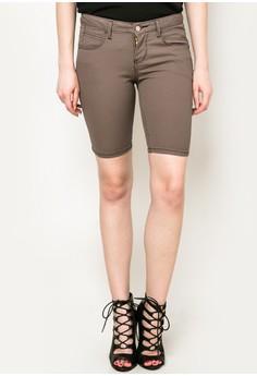 Glitzie Non-Denim Shorts