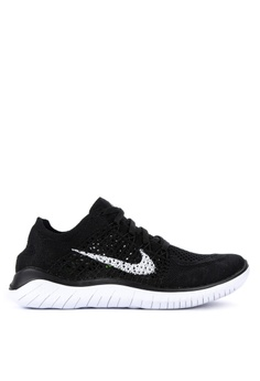 cd5d2c677bd Nike black Nike Free Rn Flyknit 2018 Shoes ACE0BSH963E83BGS 1