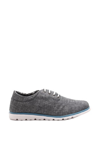 Dr. Kevin grey Dr. Kevin Men Casual Shoes 13304 - Grey DR982SH0UD9AID_1