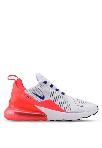 Nike white Women's Nike Air Max 270 Shoes 009C3SH0D9D584GS_1