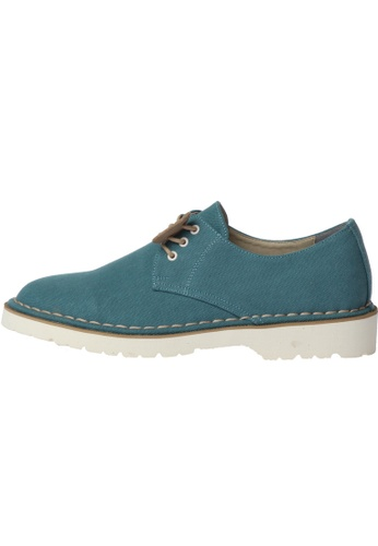 paperplanes Gadae-026 Casual 3-Holes Canvas Dress Loafers Shoes US Women Size PA110SH49ZNAHK_1