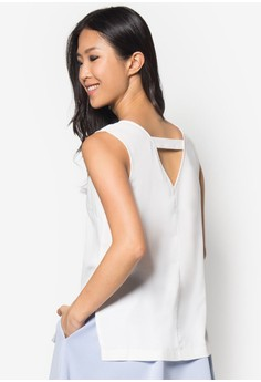 Collection Cut-Out Back Top
