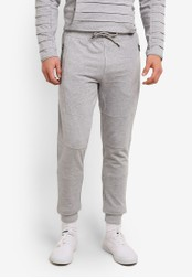 Indicode Jeans grey Marquis Joggers IN815AA0ROM6MY_1