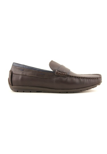 Rad Russel brown Rad Russel Casual Slip On RA654SH66DERSG_1