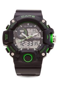 Digital and Analog Watch AD1501