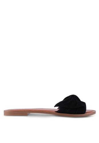 ALDO 黑色 Enroelia Flat Sandals 8E835SHDB63298GS_1