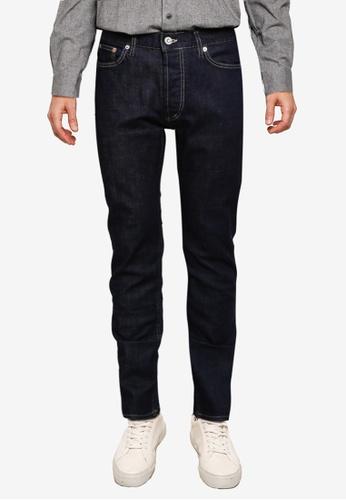 French Connection blue FC Denim Slim Jeans 5E7B7AAC2E2EDEGS_1
