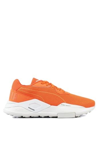 Puma orange Sportstyle Prime CHARGE In Plain Sight CC Shoes A4521SH119C436GS_1