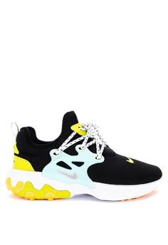 3a5cde61218 Nike black Nike React Presto Women's Shoe 62466SH33D415DGS_1